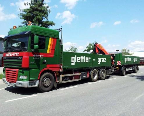 Glettler-Sondertransporte-Graz